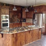 Stained kitchen