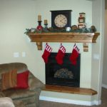 Custom Mantle
