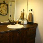 Bathroom Vanity Work